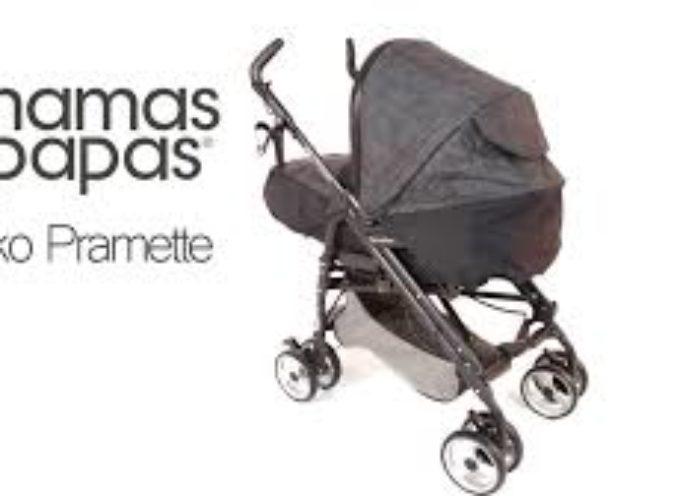 Seggiolini per bambini Mamas & Papas, richiamati per problemi di sicurezza in auto. Test rivelano crepe in caso di incidente