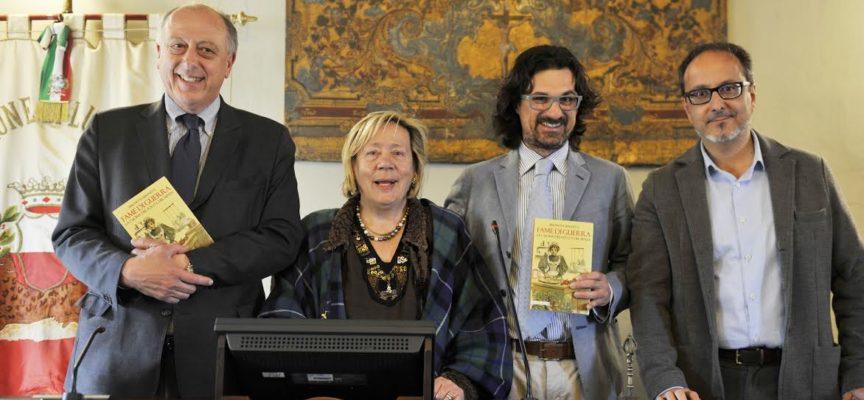 """LUCCA – """"Fame di Guerra. La cucina del poco e del senza"""": presentato il libro di Simonetta Simonetti"""