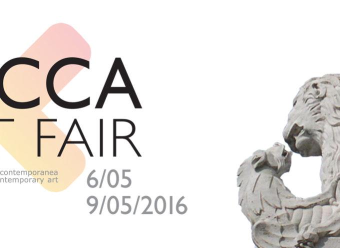 LUCCA, Il nuovo appuntamento per L'ARTE  in Toscana