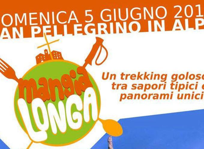 Simangia e si cammina sull'Appenino – il 5 GIUGNO 2016 – I^ MANGIALONGA DI SAN PELLEGRINO IN ALPE