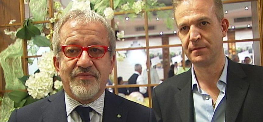 """Roberto Maroni e i vertici del Carroccio Regionali si complimentano con Mario Turriani e i candidato della lista """" Un futuro per Pieve Fosciana"""""""