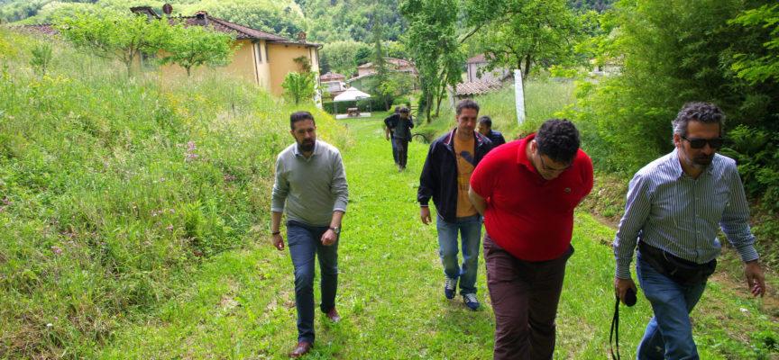 Interventi di messa in sicurezza a Monsagrati Alto e San Martino in Freddana,