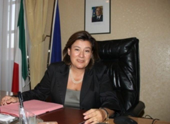 Il Prefetto di Lucca Giovanna Cagliostro riceve in Prefettura il nuovo Questore