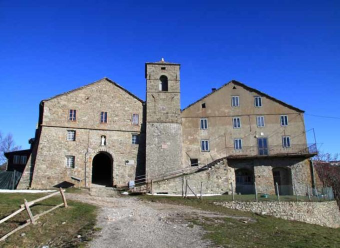 Un borgo diviso tra Emilia e Toscana: San Pellegrino in Alpe