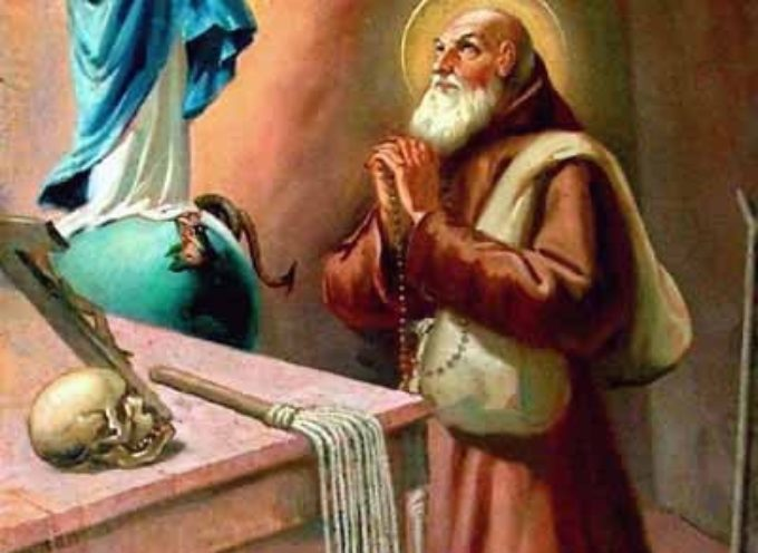 il santo del giorno, 11 maggio SANT'IGNAZIO DA LACONI