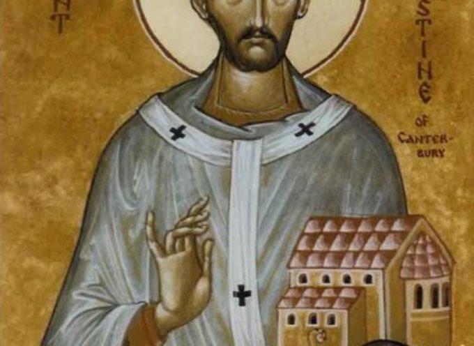 lucca – il santo del giorno 27 maggio SANT'AGOSTINO DI CANTERBURY