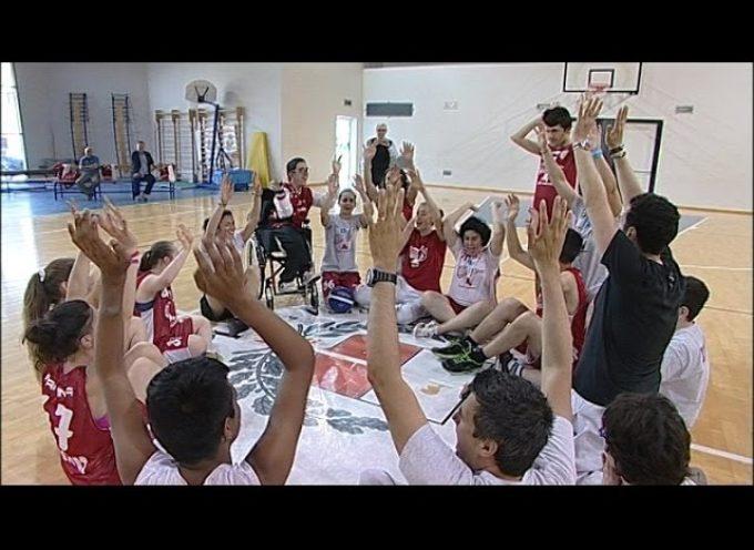 Sport e disabilità, la realtà del baskin [video]