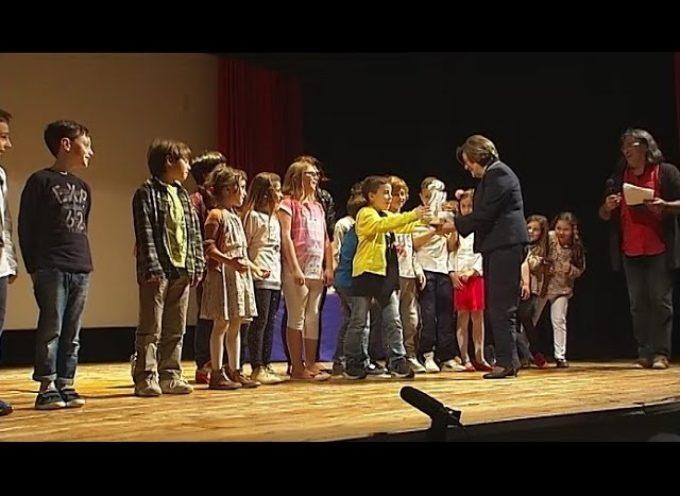 """La premiazione di """"Teatro della scuola"""" [video]"""