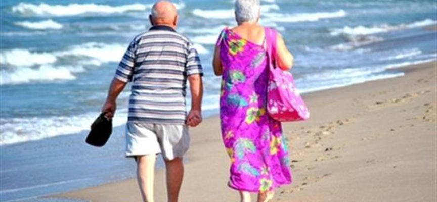 Vacanze al mare per gli anziani di Fabbriche di Vallico e Vergemoli.