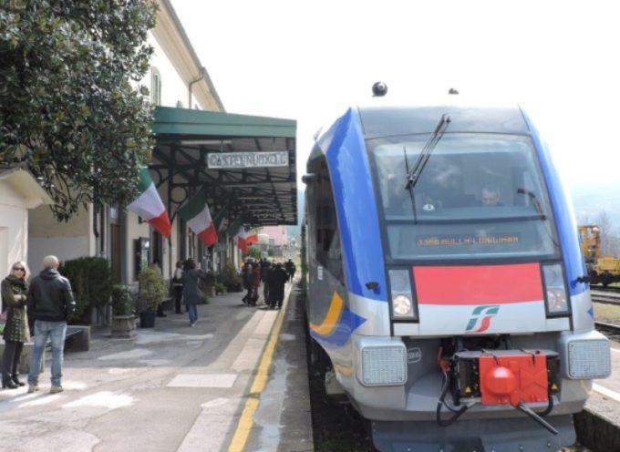 Chiusa la ferrovia tra Castelnuovo e Aulla a partire da Lunedì 30 e Mercoledì 8 Giugno, garantiranno il transito dei BUS
