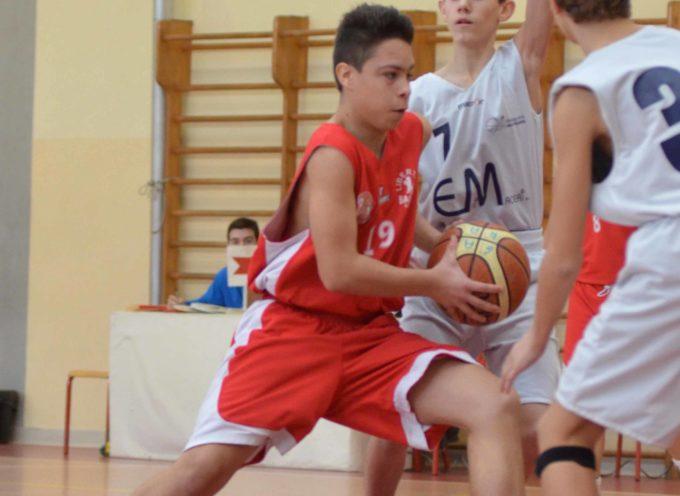 Libertas U15: vince il derby e chiude il campionato al secondo posto