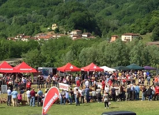 Domenica 12 Giugno ritorna la festa. . .  Triathlon della Motosega