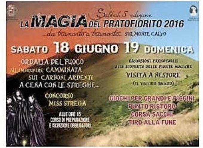 La Magia del Prato Fiorito .. Bagni di Lucca