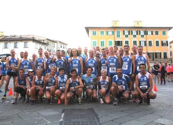G.S. Orecchiella vice campione regionale nei 10km al maschile e al femminile.