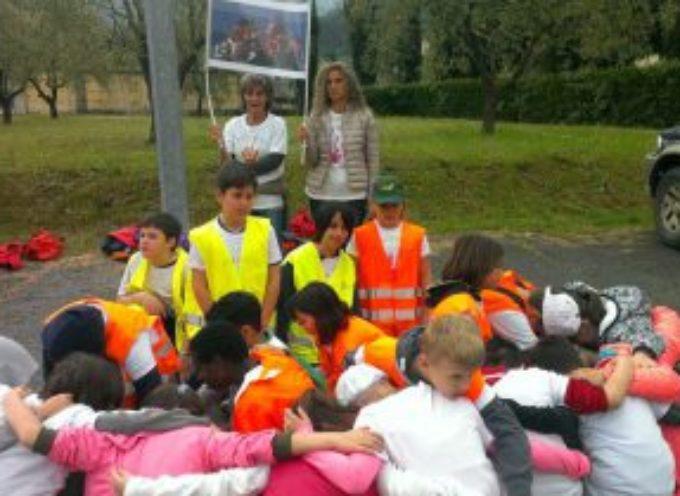 capannori – I bambini contro la guerra