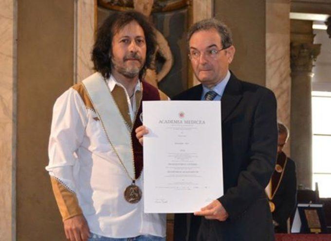 Premio per l'Artista Lucchese Giuseppe Aldi a Firenze