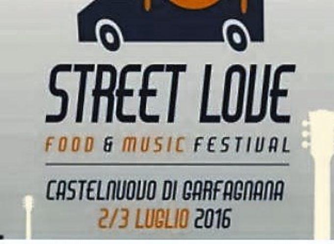 Castelnuovo di garfagnana – Street love .. Food e music festival