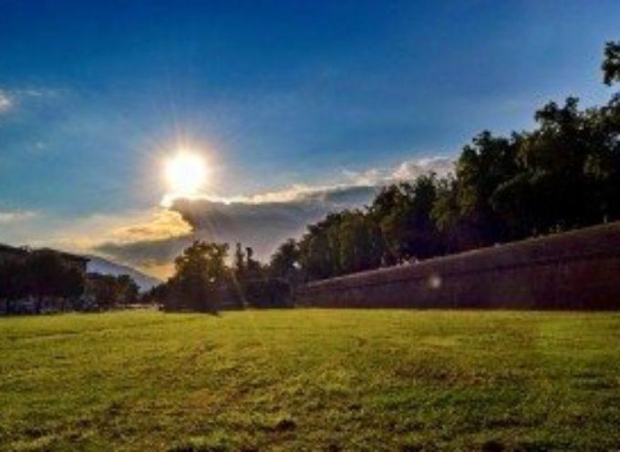 il meteo in valle del serchio dal 25 al 27 giugno