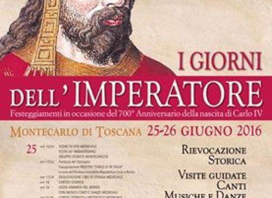 MONTECARLO – I GIORNI DI CARLO IV..