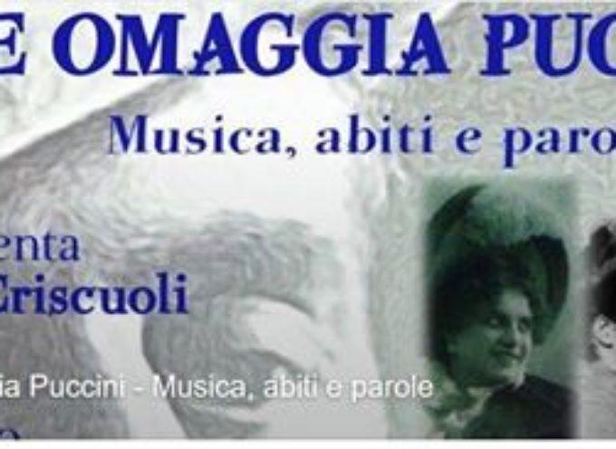 celle di Puccini omaggia  Puccini