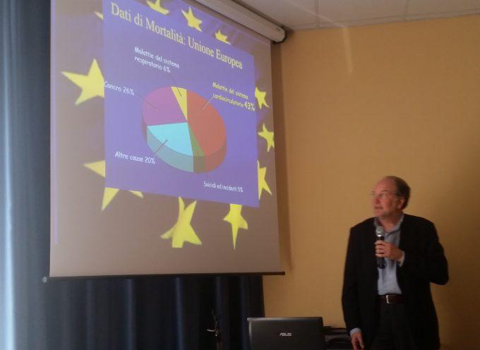 Castelnuovo: Incontro sul tema . . . Le patologie cardiovascolari….Conoscere,Educare Prevenire