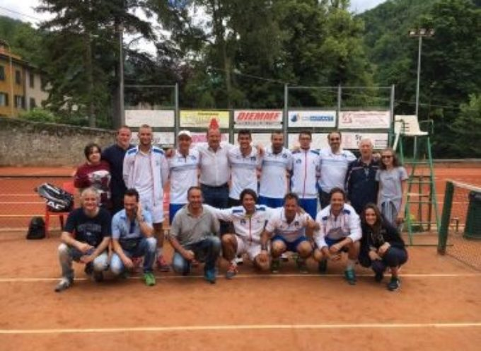 TC Bagni di Lucca alla finale per la B