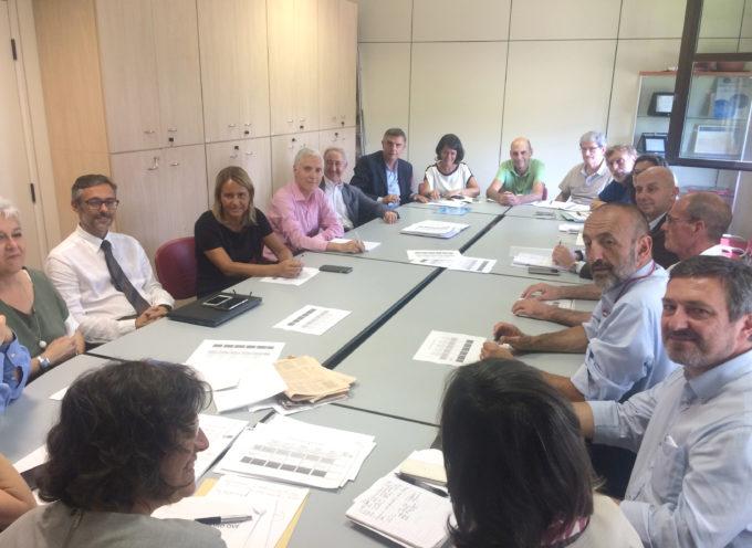 i nuovi Direttori di Dipartimento dell'Azienda USL Toscana nord ovest.