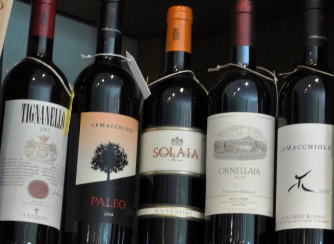 CHE COSA SONO I SOLFITI ? aggiunti ai vini