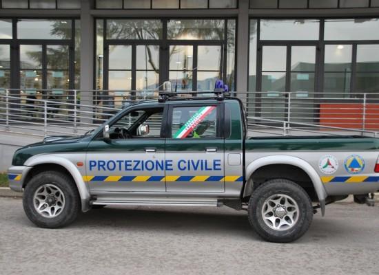CAPANNORI – RADUNO DI PROTEZIONE CIVILE AL CAMPO SPORTIVO DI MARLIA