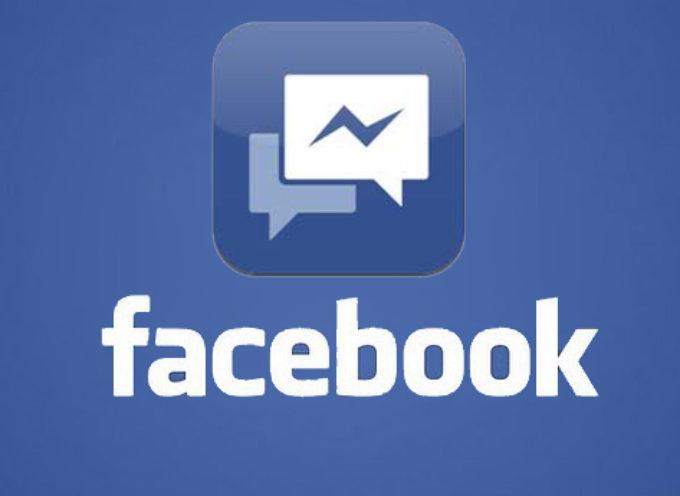 Facebook disattiverà la chat sul sito mobile: le conversazioni solo su Messenger