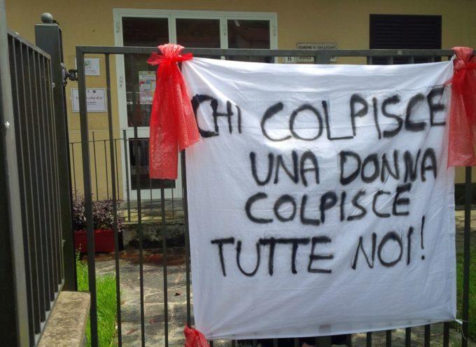 PONTE DI CAMPIA – CHI COLPISCE UNA DONNA, COLPISCE TUTTE NOI