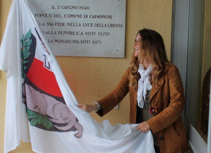 capannori – TUTTE LE INIZIATIVE DEL COMUNE PER CELEBRARE I 70 ANNI DELLA REPUBBLICA