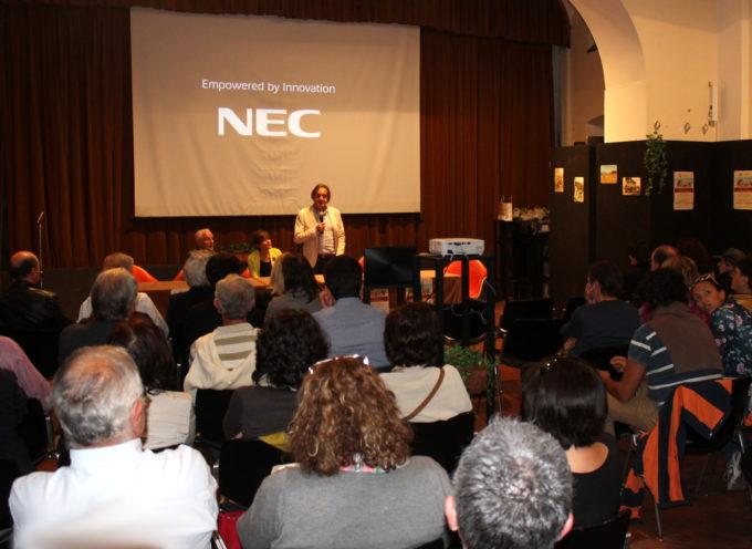 Castelnuovo di Garfagnana, tanta gente per la proiezione del primo documentario di Pierluca Rossi