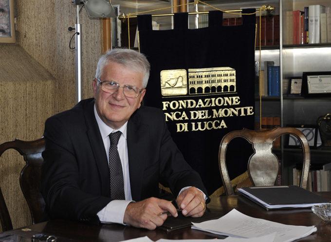 Fondazione Banca del Monte di Lucca: è Oriano Landucci il nuovo presidente