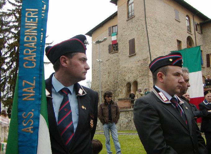Tutto è pronto, 12 giugno 2016, Inaugurazione della nuova sede dell' Associazione Nazionale Carabinieri di Castelnuovo di Garfagnana