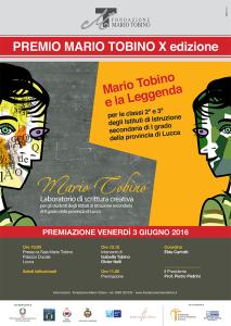 Locandina Premio Tobino