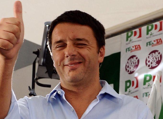 Corteo e contestazioni per Renzi in città