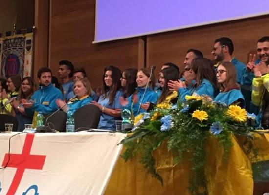 La Misericordia di Borgo a Mozzano tra le Misericordie che ha dato vita al Movimento Giovanile Nazionale