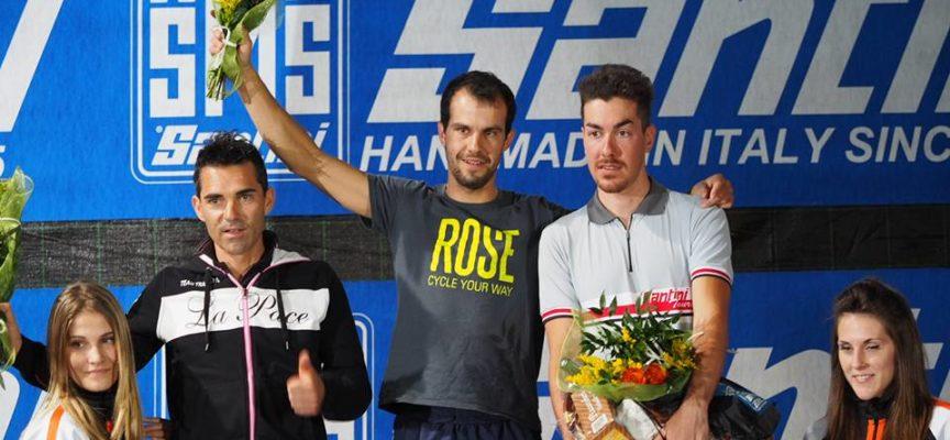 Dominio del ciclismo lucchese nella Stelvio Santini