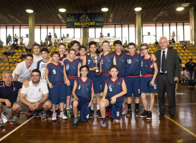 """lucca – Doppio successo del Prato Basket Giovane alla diciottesima edizione della Gesam Cup """"Trofeo Città di Lucca – Memorial Danilo Corsi"""