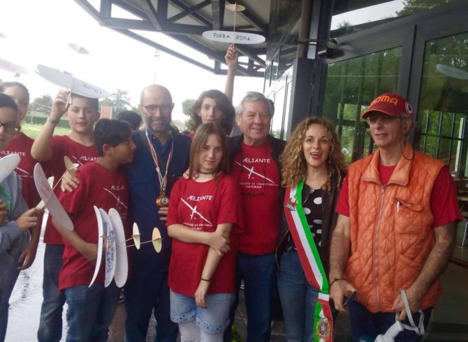 CAPANNORI – I VINCITORI DEL QUINTO 'TROFEO AELIANTE'