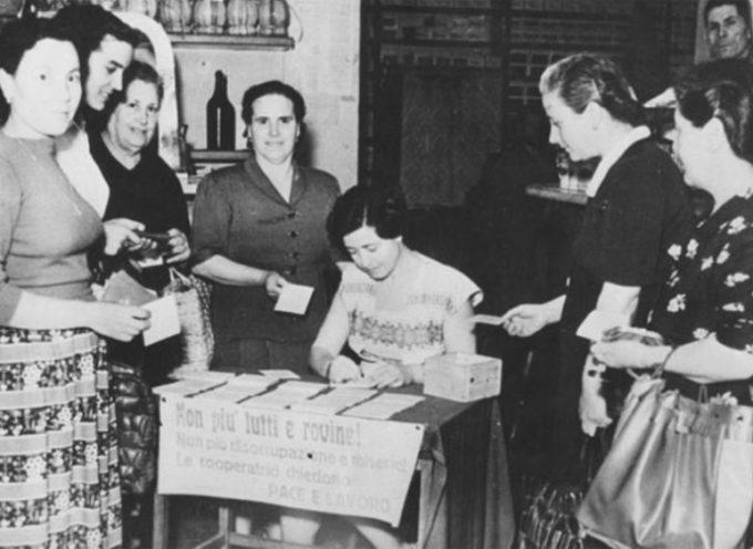 """lucca – """"70 anni di voto alle donne fra diritto e memoria"""""""