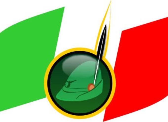 Il Gruppo Alpini di Giuncugnano della Sezine Pisa-Lucca-Livorno