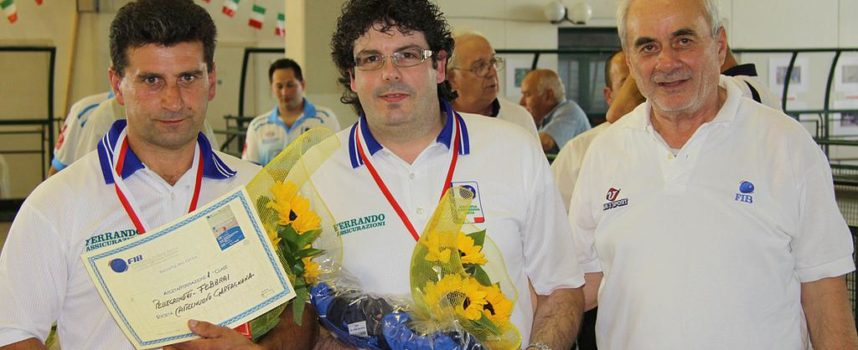 Castelnuovo: Campionati Regionali di BOCCE saranno ospitati a Castelnuovoo di Garfagnana