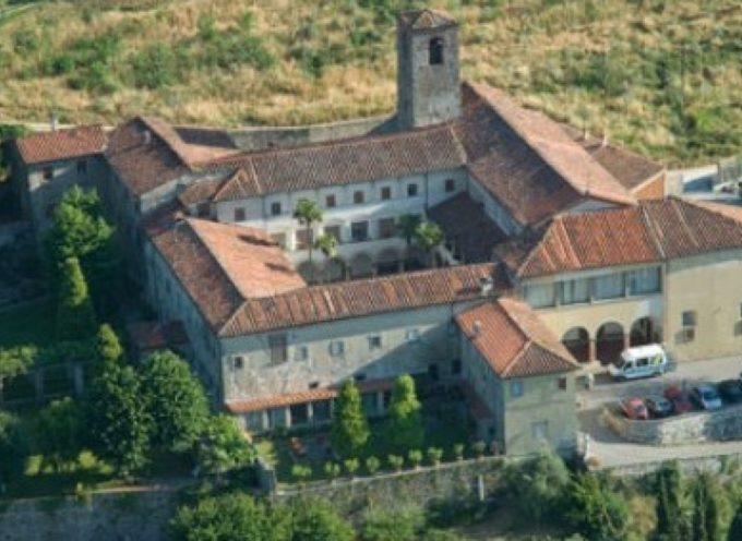 La vita di San Francesco negli affreschi del convento in Borgo a Mozzano