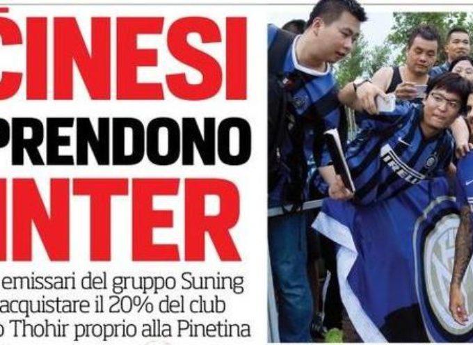 I cinesi fanno shopping in Italia: ora controllano 313 grandi aziende
