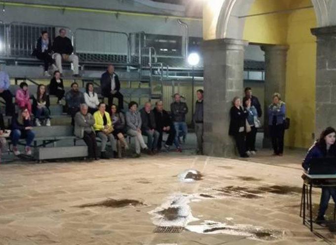 Elezioni Comunali Pieve Fosciana, il candidato  Mario Turriani incontra la popolazione