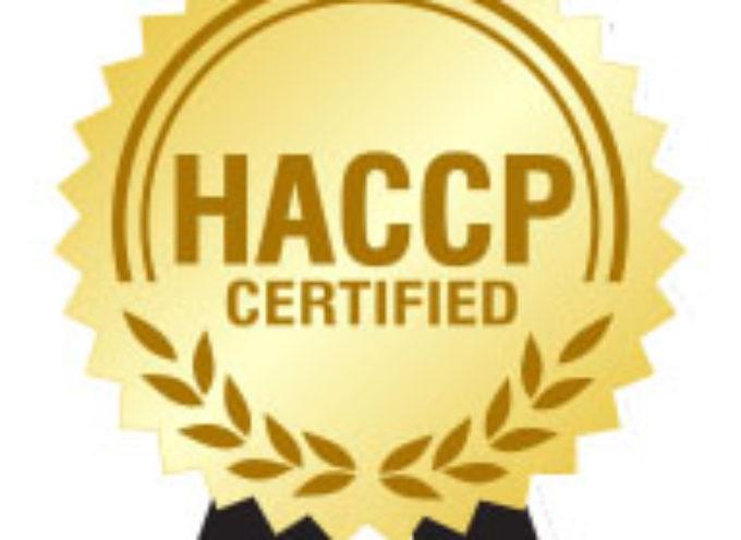 Il 22 giugno avrà inizio a Borgo a Mozzano il corso professionale riconosciuto per ottenere l'attestato HACCP.