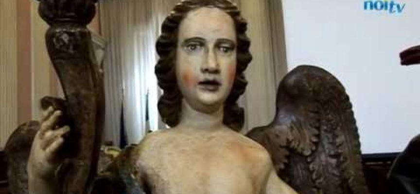 Opere d'arte rubate a Capannori recuperate dai carabinieri