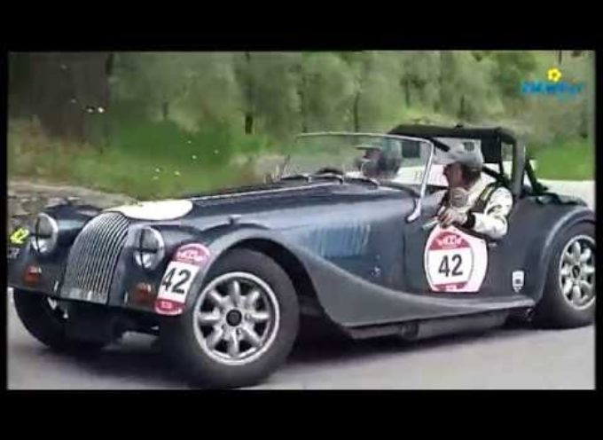 La Modena 100 Ore Classic in Garfagnana[video]